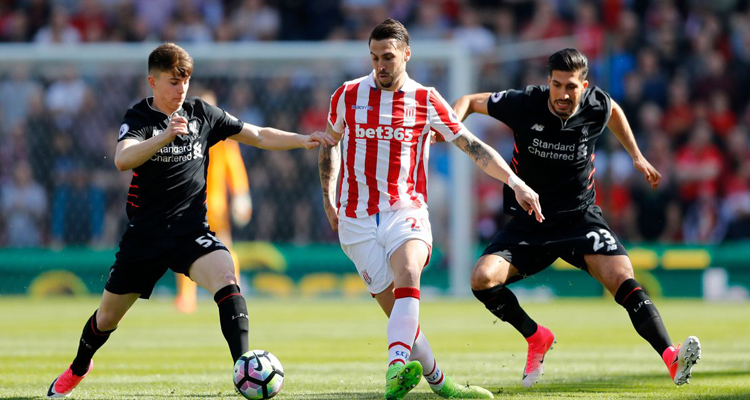 Live Streaming, Kamis 30 November 2017 STOKE CITY VS LIVERPOOL