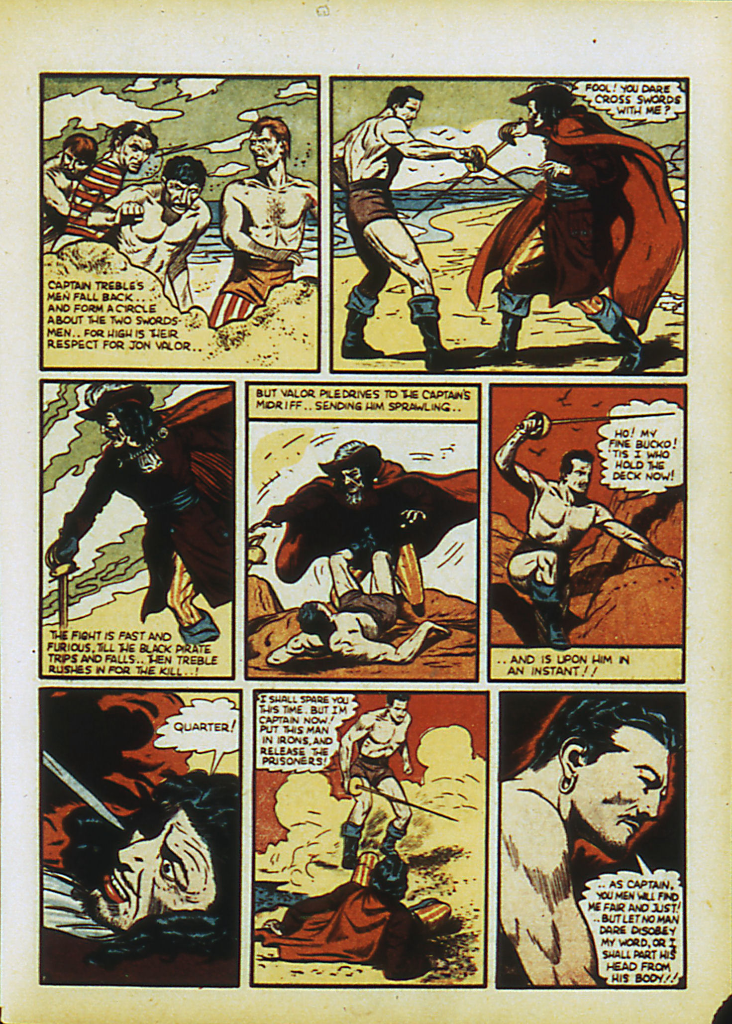 Action Comics (1938) 32 Page 25