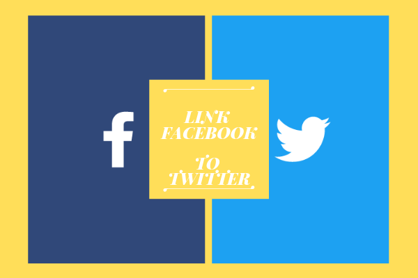 Link Facebook And Twitter<br/>