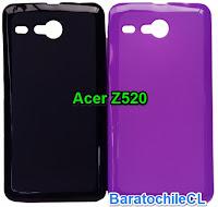 Carcasa Gel Acer Z520
