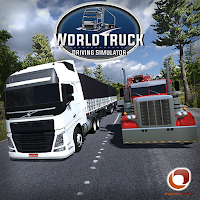 World Truck Driving Simulator Unlimited Money MOD APK