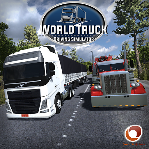 World Truck Driving Simulator - VER. 1.142 Unlimited Money MOD APK
