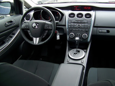 Mazda CX-7 Crossover interior