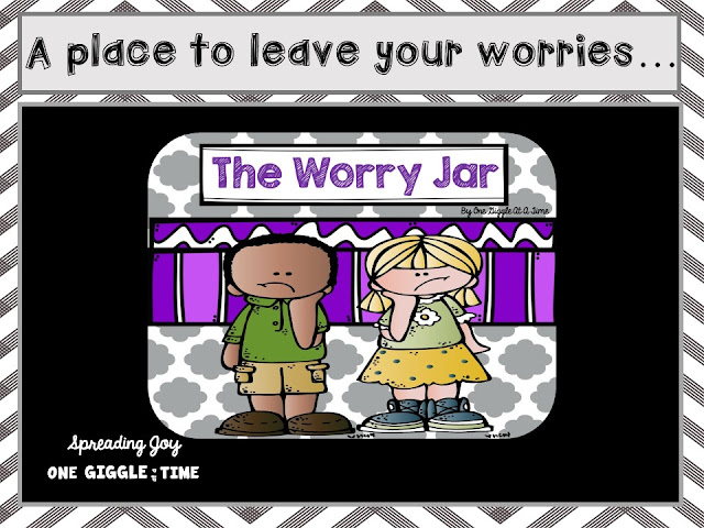 The Worry Jar is a great classroom technique to help ease the anxiety and worries of school aged kids! Find out how giving worries up to the worry jar relieves stress, anxiety and nervousness for students of all ages!