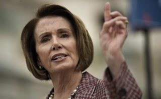 U.S. House Minority Leader Nancy Pelosi