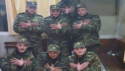 Υπ. Άμυνας: Ποινή φυλάκισης 60 ημερών επιβλήθηκε στους Αλβανούς νεοσύλλεκτους για τον αετό