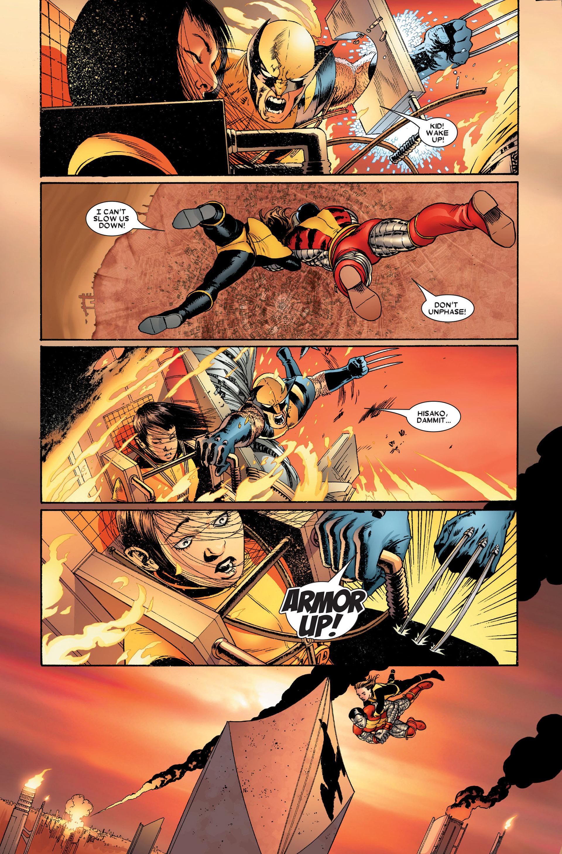 Read online Astonishing X-Men (2004) comic -  Issue #20 - 13
