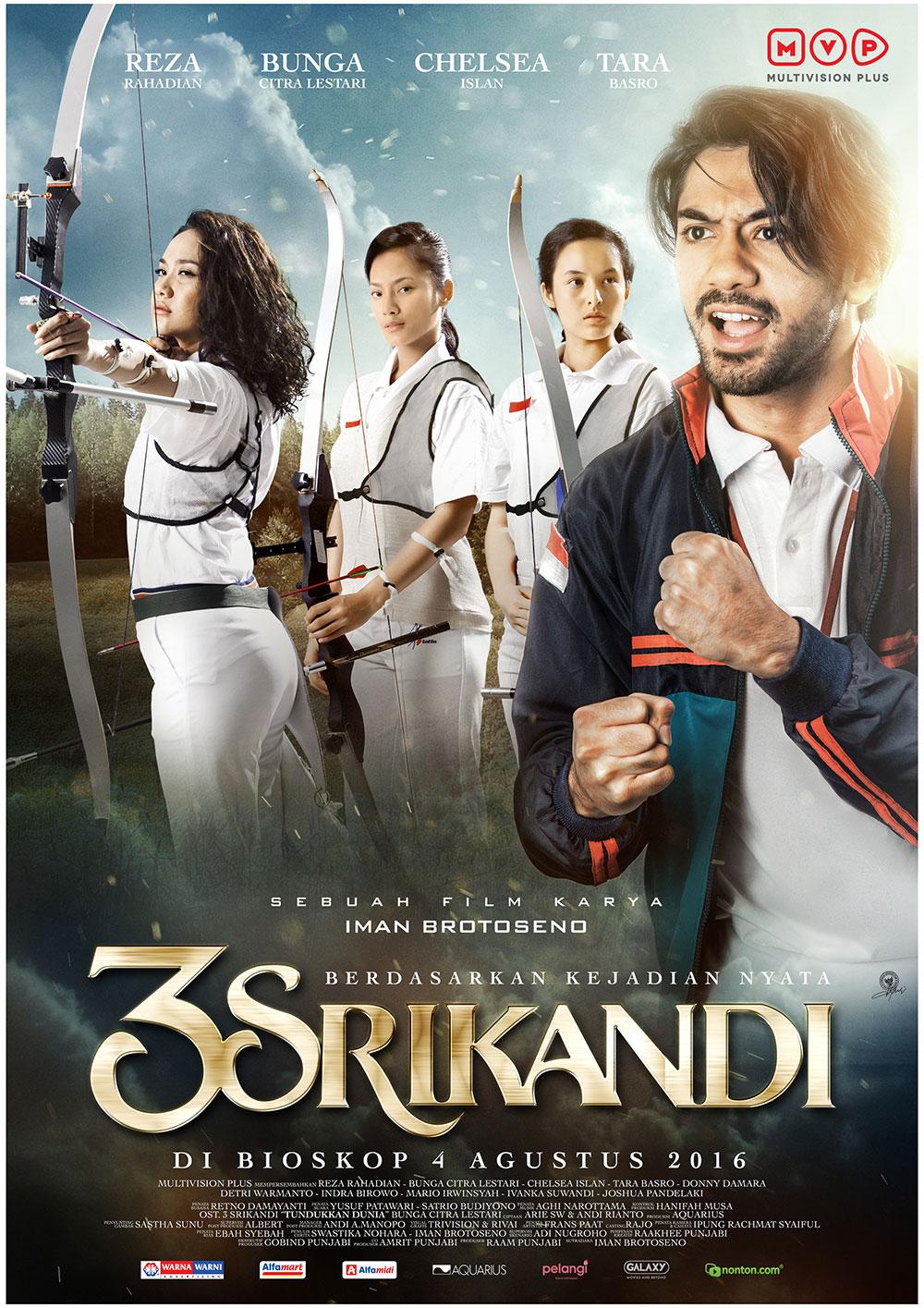 download film 3 srikandi 2016 dvdrip full movie terbaru