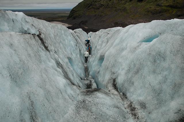 Parque Nacional de Vatnajökull - Skaftafellsheói