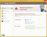 Cara Crack ESET Smart Security 7 dan ESET NOD32 AntiVirus 7