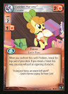 My Little Pony Golden Harvest, Caroller Defenders of Equestria CCG Card
