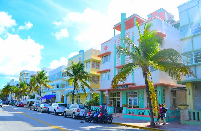 Bons restaurantes na Ocean Drive em Miami