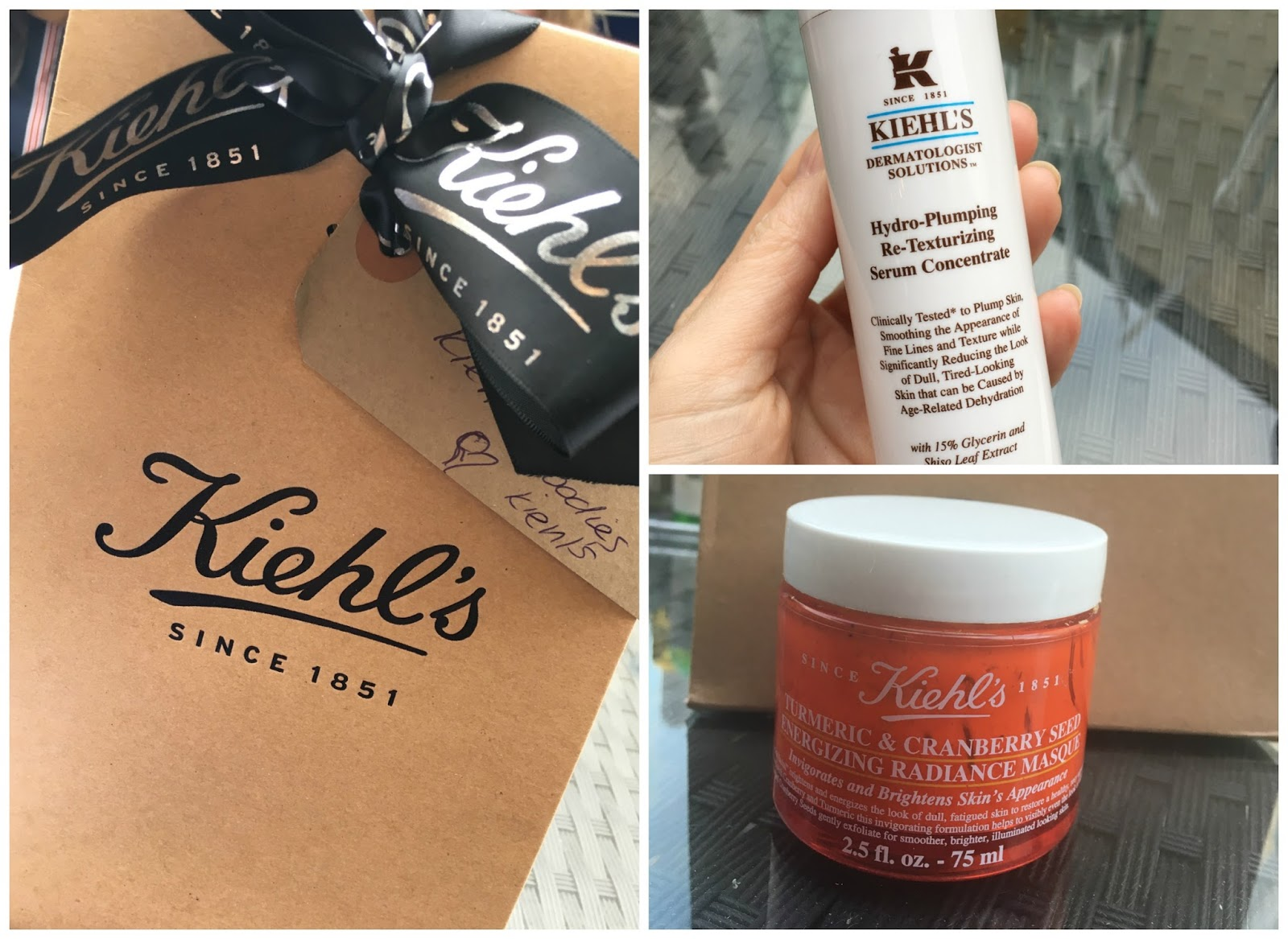 Kiehl's \ beauty \ Kiehl's on wheels \ skincare \ Leicester \ Debenhams \ Priceless Life of Mine \ over 40 lifestyle blog