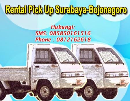Rental Pick Up Zebra Surabaya-Bojonegoro