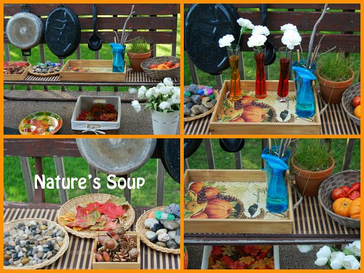 25 Diy Outdoor Playscapes And Learning Station Ideas
