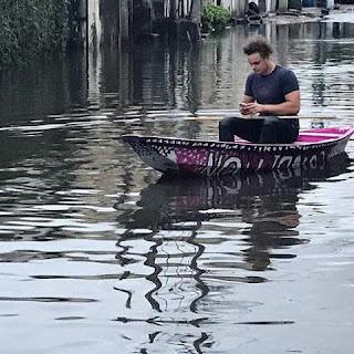 Lagos Flood, News, Lekki, Victoria island, Lagos State, Lagoon, Ikoyi, Flood,