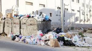 عضو في البرلمان يؤكد بأن الحكومة عاجزة عن حل مشكلة القمامة ولا تمتلك معلومات كافية عنها