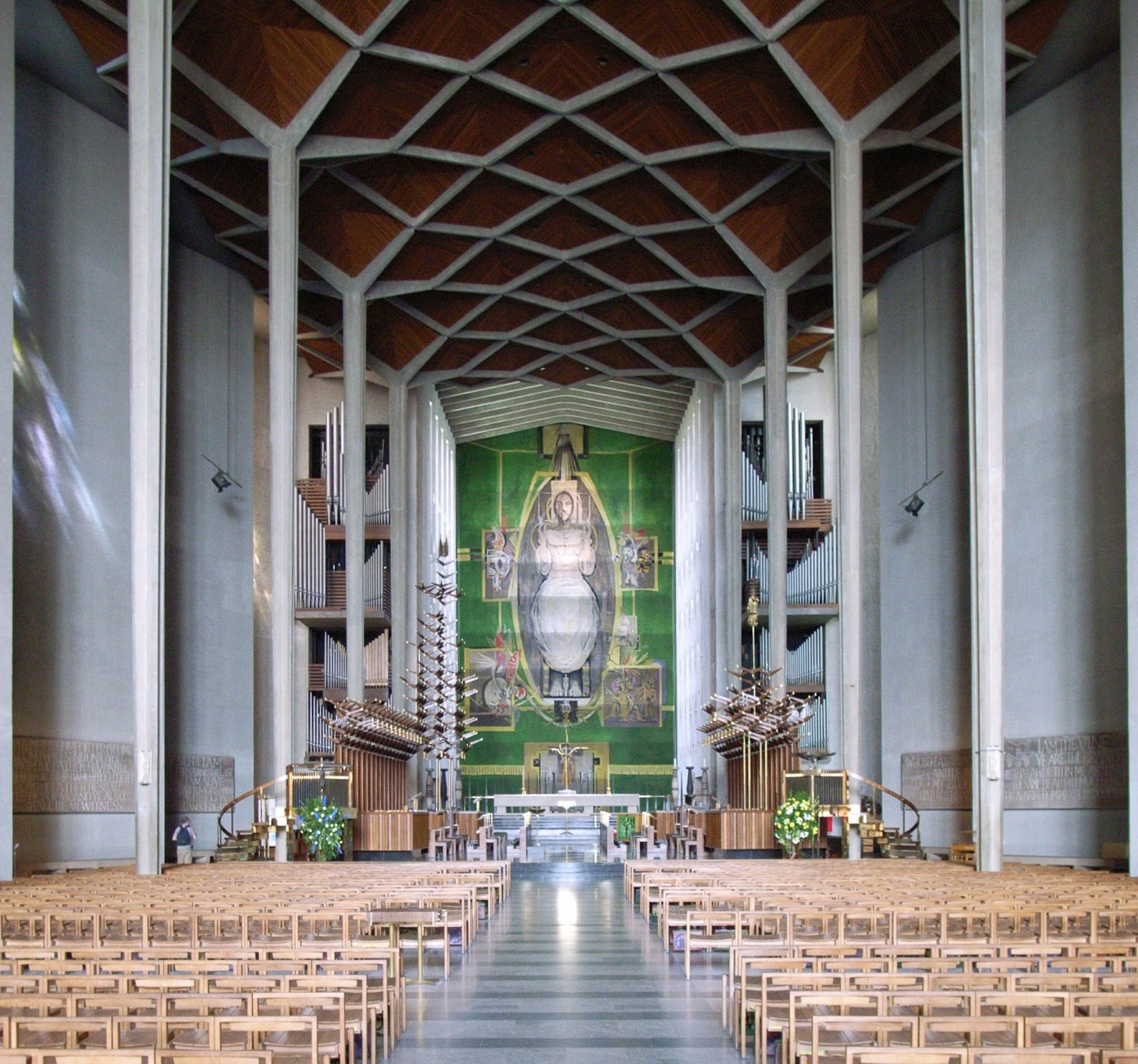 I M Trying Honestly Coventry Cathedral