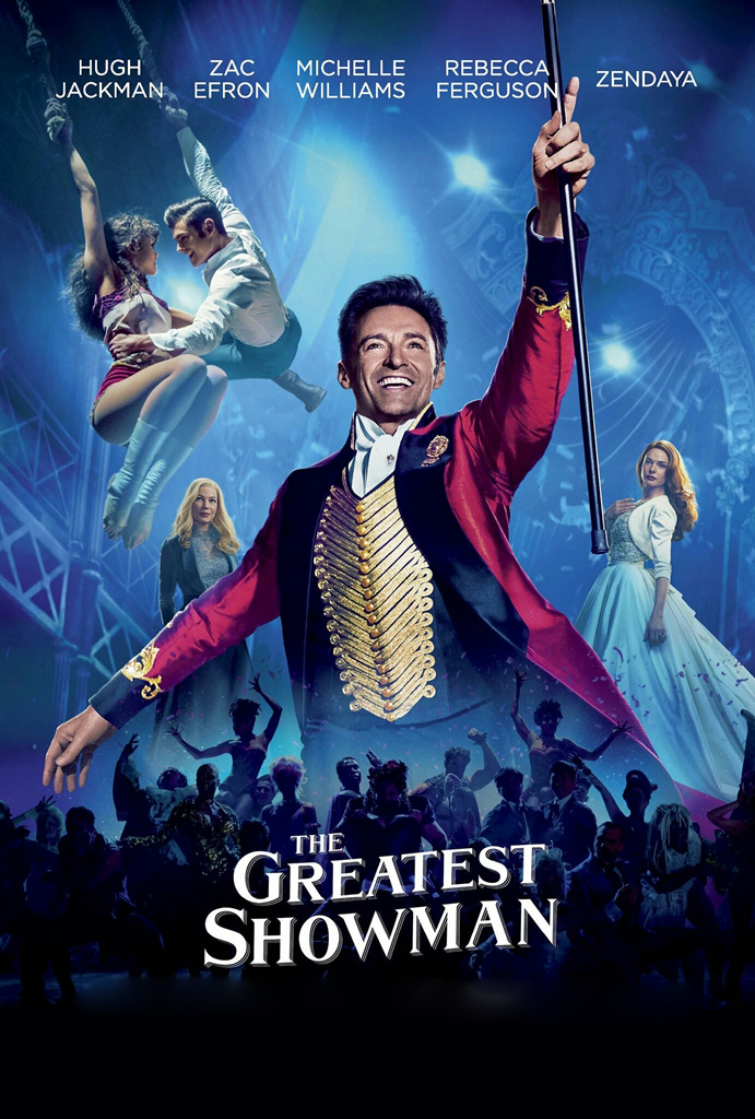 The Greatest Showman [2017] [DVDR] [NTSC] [Latino]