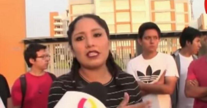 UAP: Estudiantes denuncian a la Universidad Autónoma del Perú por estafa