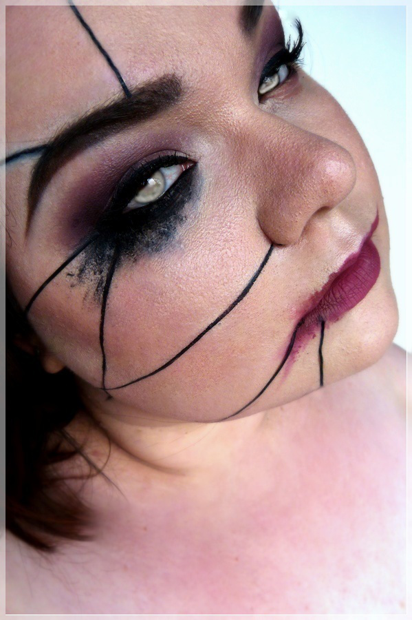Imperio Zauber magical makeup challenge