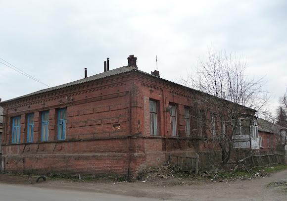 Славянск. Ул. Торская