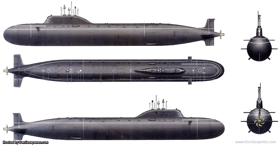 Kapal Selam Kazan
