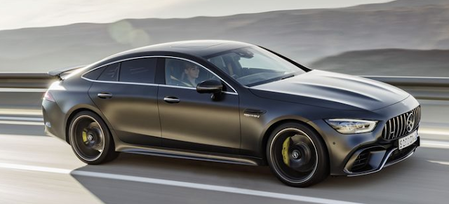 2019 Mercedes AMG GT 4 Door Coupe  Review Design Release Date Price And Specs
