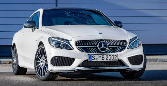 2017 Mercedes AMG C43 Coupe