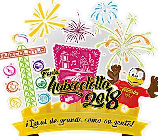 feria huixcolotla 2018