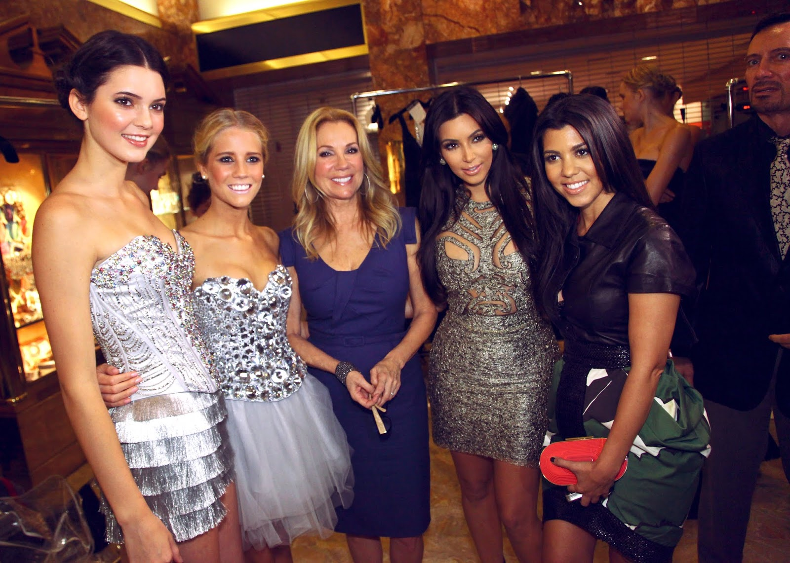 16 - Evening By Sherri Hill Spring 2012 Collection Backstage in  September 14, 2011