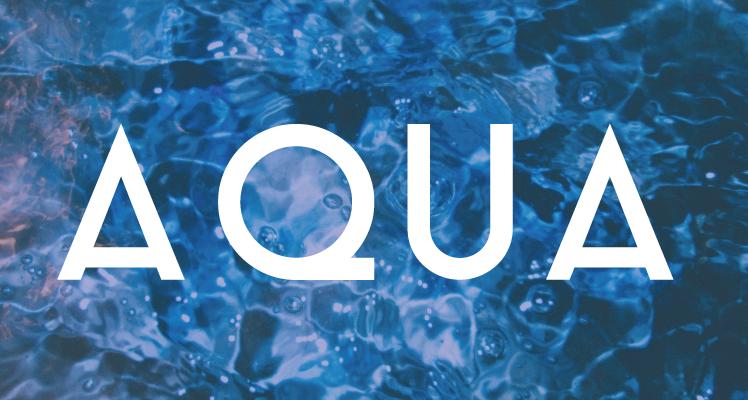 Aqua Grotesque Free Font Preview