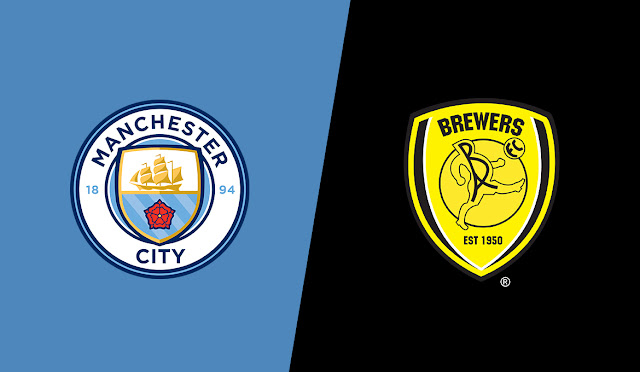 Manchester City vs Burton