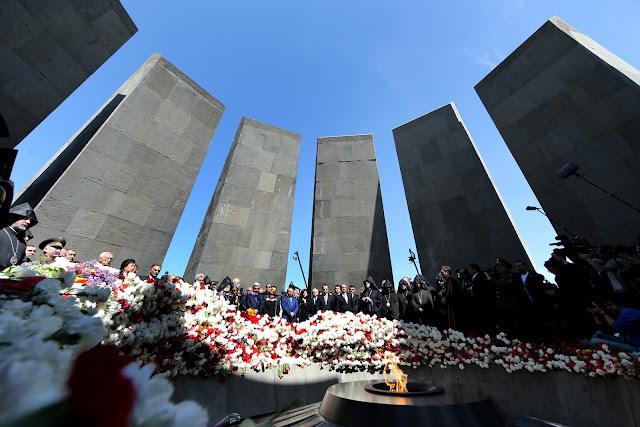 Europa insta a Turquía a reconocer el genocidio armenio