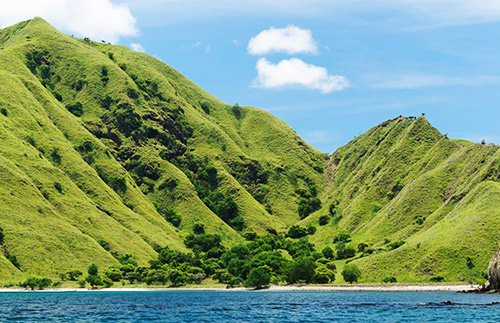 Komodo Island   explore indonesia