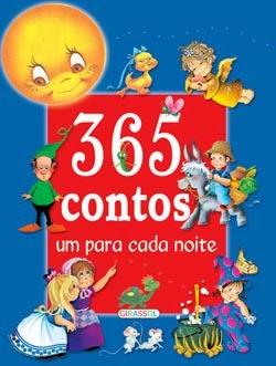 capa - 365 Histórias Infantis