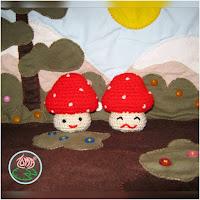 http://amigurumislandia.blogspot.com.ar/2018/04/amigurumi-honguitos-toma-creations.html