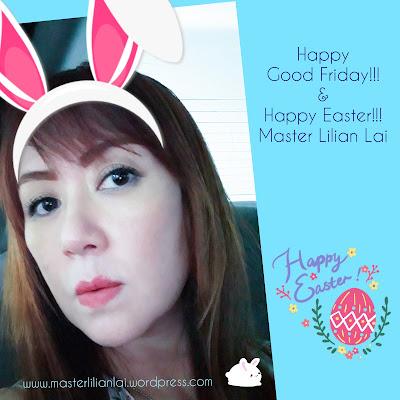 #masterlilianlai #happygoodfridayandhappyeaster2019