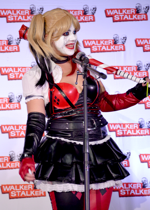 Walker Stalker Con 2016 | Cosplay Contest