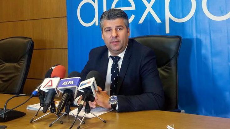 Ο Χριστόδουλος Τοψίδης ανακοινώνει υποψηφιότητα για Περιφερειάρχης Αν. Μακεδονίας - Θράκης
