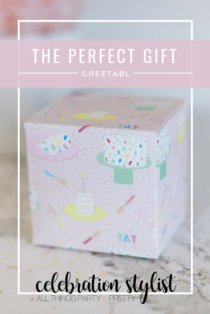 The Perfect Gift for Anyone by The Celebration Stylist