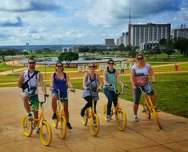 Bike Tour Brasília