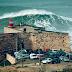 Olas gigantes en Nazaré Portugal 2013. [Noticias Surf]