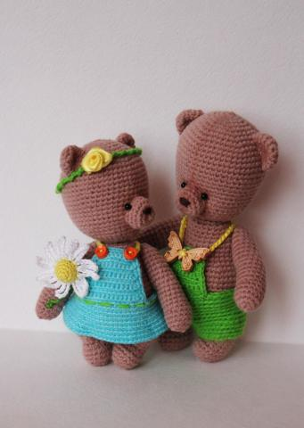 Free Amigurumi Patterns Horse : Amigurumi Bears-Free Pattern - Amigurumi Free Patterns