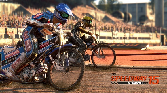 is the ultimate speedway simulator of all time FIM Speedway Grand Prix 15-RELOADED