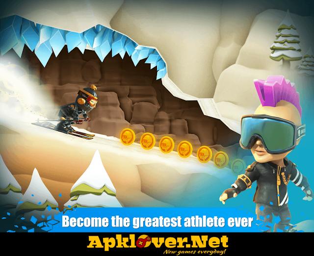 Snow Trial MOD APK unlimited money & premium