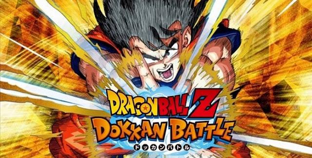 Dragon Ball Z Dokkan Battle v2.13.3 Mod Apk High Damage + Health (Update)