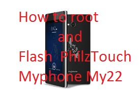 How to Root and Flash Custom Recovery on Myphone My22 Main Picture