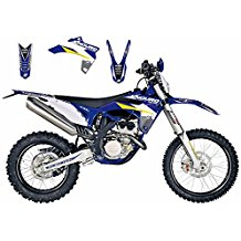 BLACKBIRD RACING - 38922 : Kit Adhesivos Sherco 2E00E