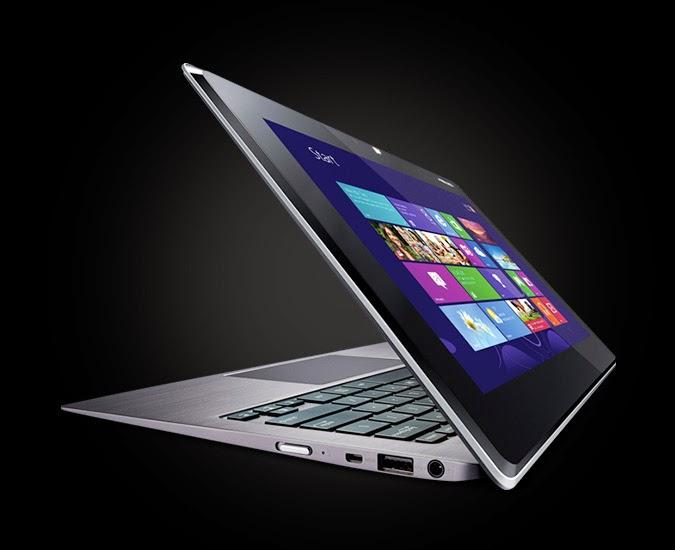 Harga Laptop Asus Terbaru dengan Procesor Core i5 dan i7